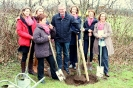 Birnenbaum zum 25. Jubiläum